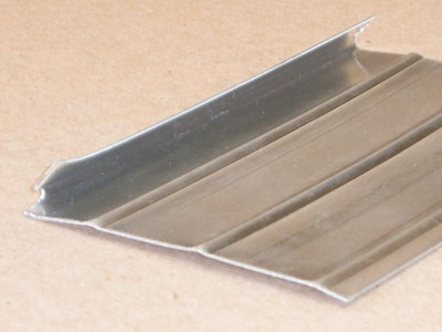 A-105 roll formed aluminum angle