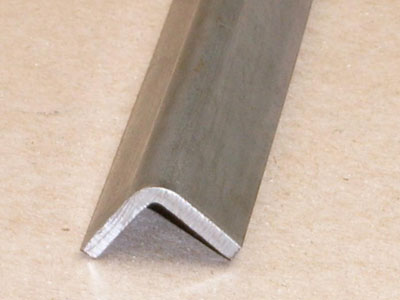 A-112 10 gauge roll formed angle