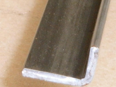 A-116 11 gauge roll formed hot rolled angle
