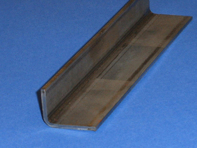 A-125 12 gauge hot rolled pickled oiled steel angle