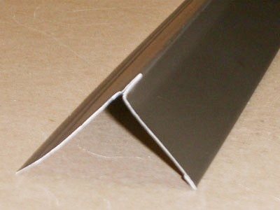 B-132 roll formed metal drip edge