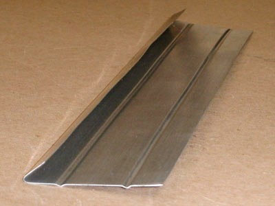 B-144 roll formed metal starter strip