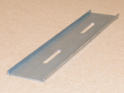 C-107 22 gauge roll formed insulation support