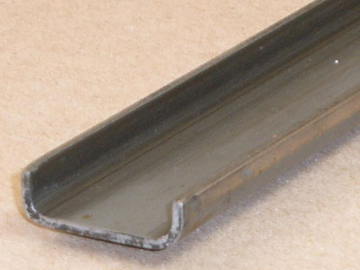 C-119 14 gauge roll formed bulk channel