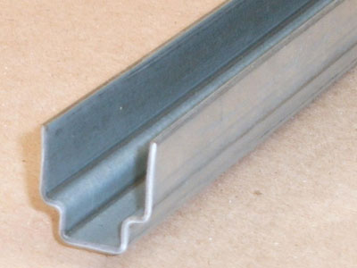 C-122 18 gauge roll formed support channel