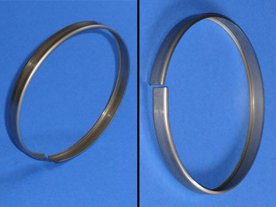 O-108 Roll Formed stainless steel ring