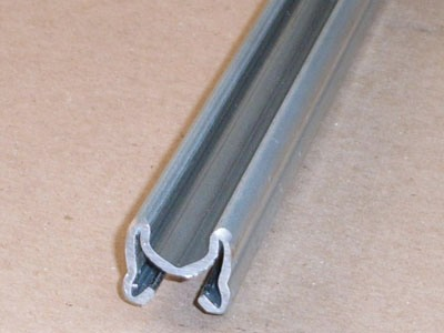 S-105 18 gauge roll formed electrical conductor bar festoon