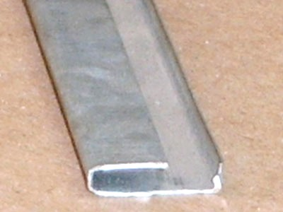 S-136 28 gauge roll formed metal carrier