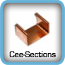 M.P. Metals - Cee Sections